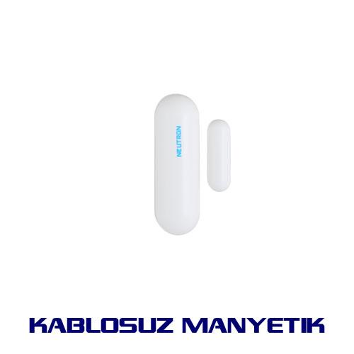 NEUTRON ALARM NTA-MDW33 KABLOSUZ MANYETIK KONTAK