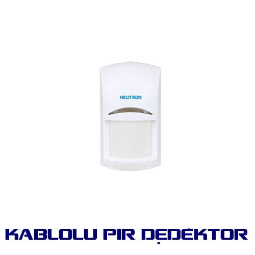 NEUTRON ALARM NTA-PDC200 KABLOLU PIR DEDEKTÖR