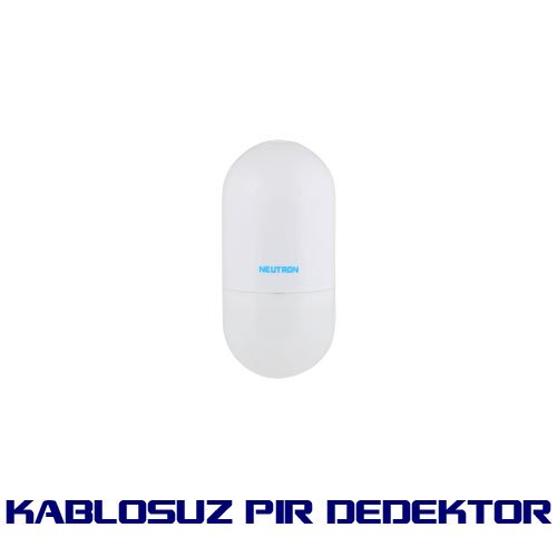NEUTRON ALARM NTA-PDW200 KABLOSUZ PIR DEDEKTÖR