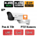 UNV-IPC744SR5-PF40 Ultra H.265 4MP Fixed Lens IR PT Kamera