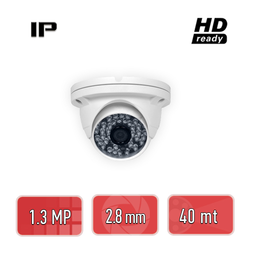 PEGASO PGS-2213 1.3 MP, 3,6 MM, 48 IR LED, IP DOME GÜVENLİK KAMERASI